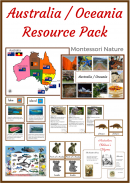 Australia Oceania Resource Pack