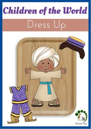 Montessori Nature Multicultural dress up free download