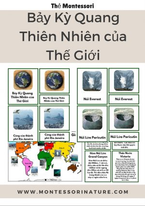 the seven wonders of the world vietnamese